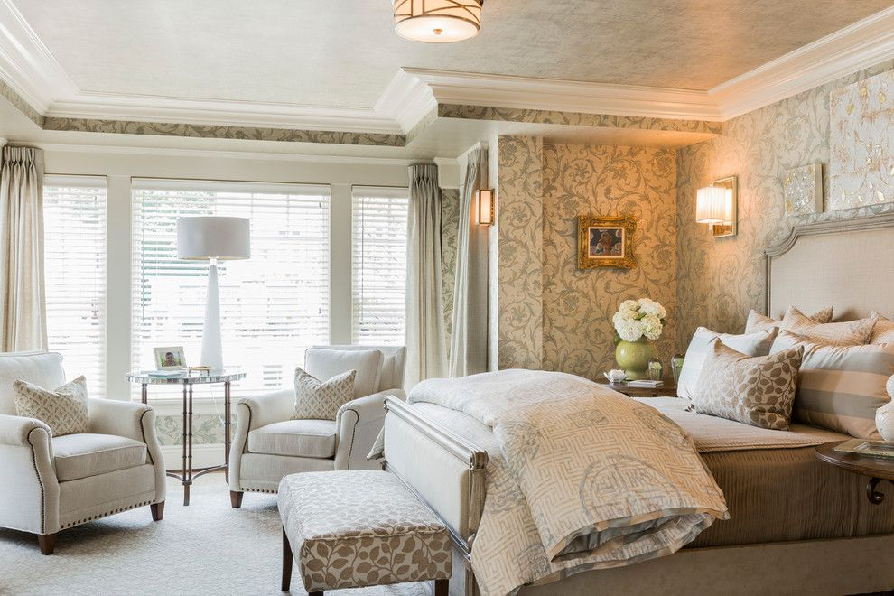 Luxe Hotel Sunset for a Traditional Bedroom with a Natural Light and Boston Design Home 2013 by Landry & Arcari Rugs and Carpeting