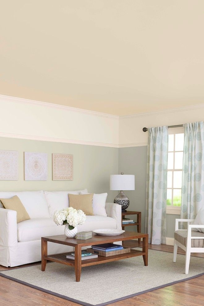 lyndhurst castle for a transitional living room with a neutral family room and new neutrals by - Transitional Castle 2016
