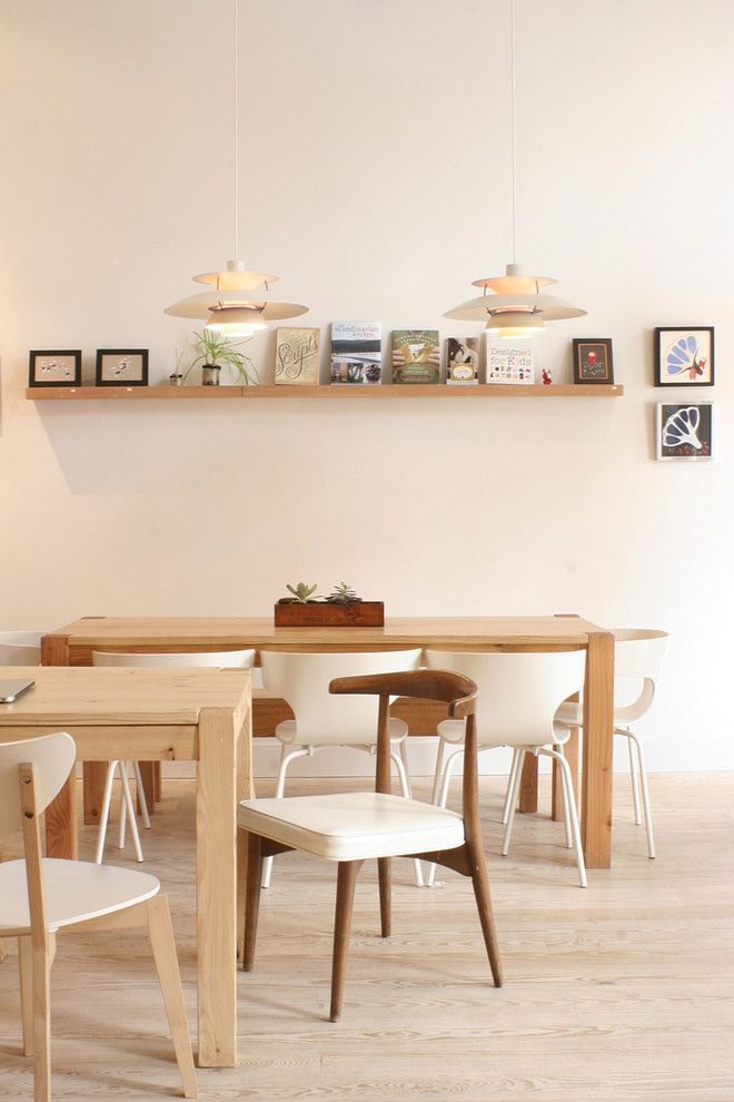 Macys Furniture Store for a Contemporary Dining Room with a Dining Table and Seesaw San Francisco by Lynn Kloythanomsup