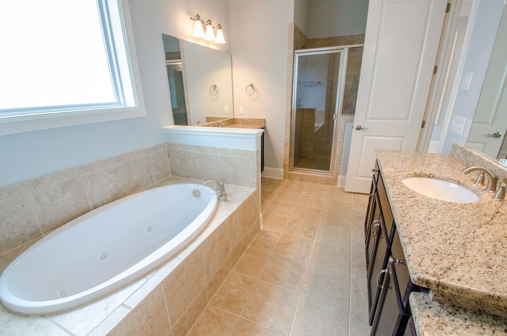 Madison Correctional Facility for a Traditional Bathroom with a Open Floor Plan and Madison   Lot 1472 by Slc Homebuilding, Llc