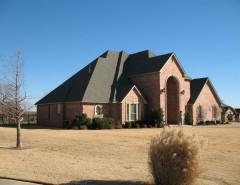 Malarkey Shingles for a  Exterior with a Roofing and Oklahoma City Projects by RC Roofing Solutions Inc.