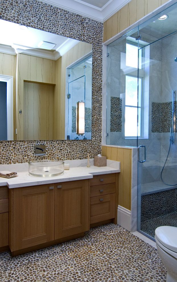 Manalapan Fl for a Traditional Bathroom with a Traditional and Nirvana   Manalapan, Fl by Cudmore Builders