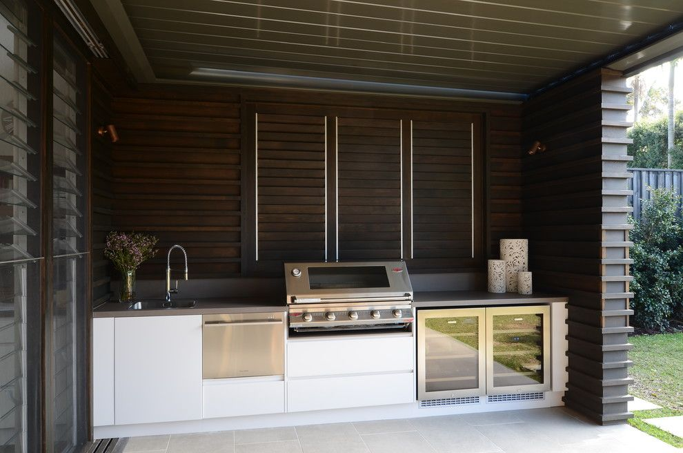 Marbeck Appliance for a Modern Kitchen with a Engineered Quartz and Mosman | Contemporary Kitchen by Dk Design Kitchens