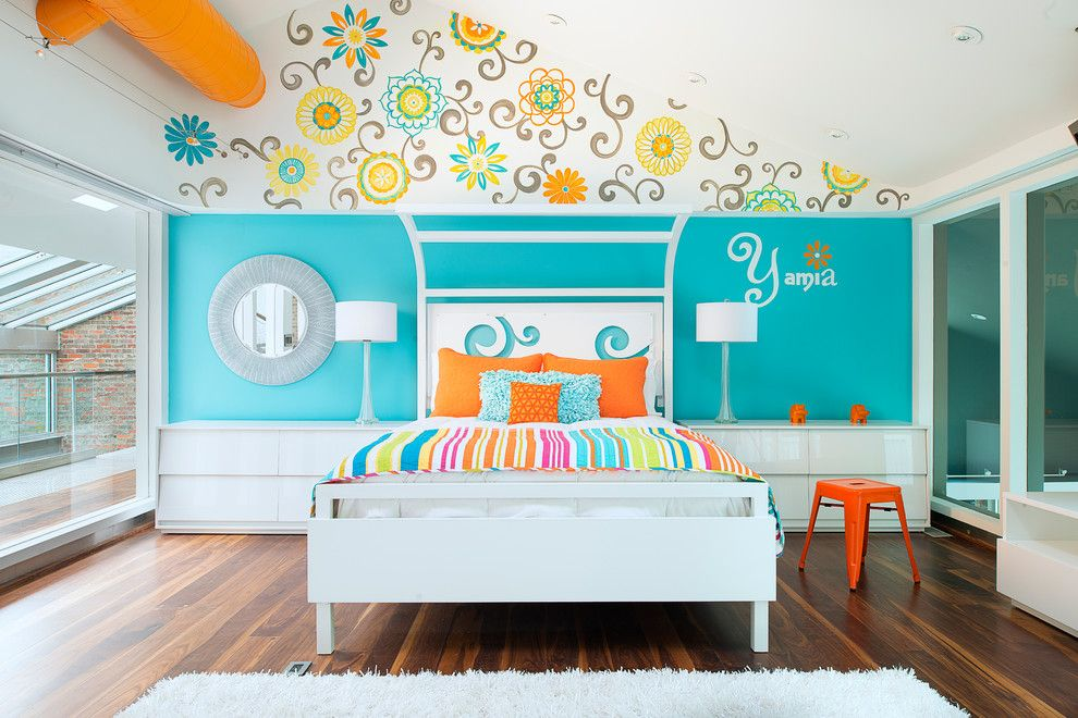 Marin Humane Society for a Beach Style Kids with a Walnut Flooring and Bell Residence, Interior Design by Pillar 3 Design