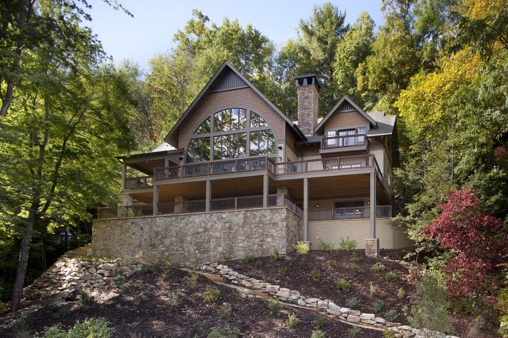 Marquis at Great Hills for a Traditional Exterior with a Landscaping and Living Stone Construction, Inc. by Living Stone Construction, Inc.