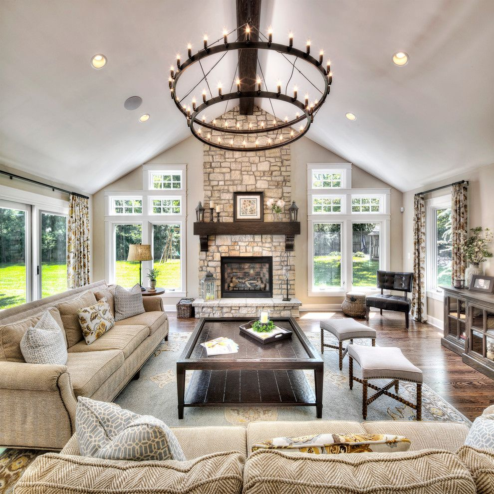 Marquis at Stone Oak for a Traditional Living Room with a Interior Doors and Home Addition by L Marie Interior Design