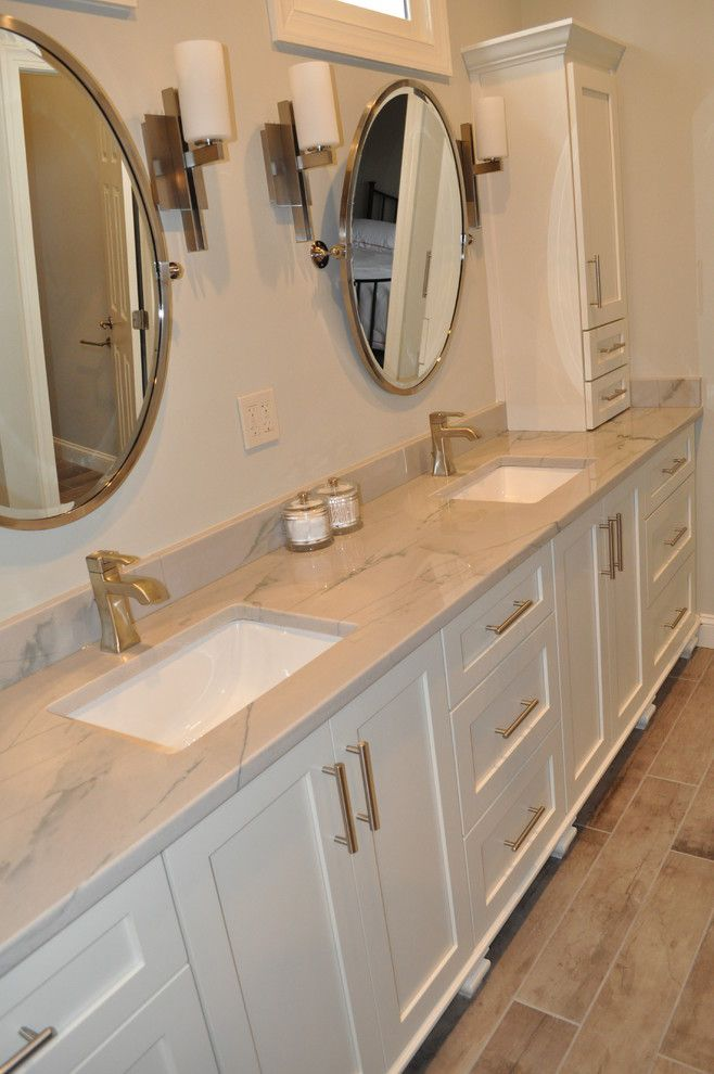 Massage Envy Atlanta for a Shabby Chic Style Bathroom with a Accent Wall and Simpsons by Dmc Home Improvement