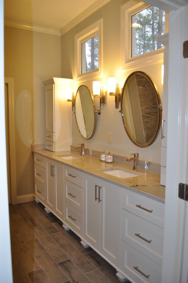 Massage Envy Atlanta for a Shabby Chic Style Bathroom with a Quartize and Simpsons by Dmc Home Improvement