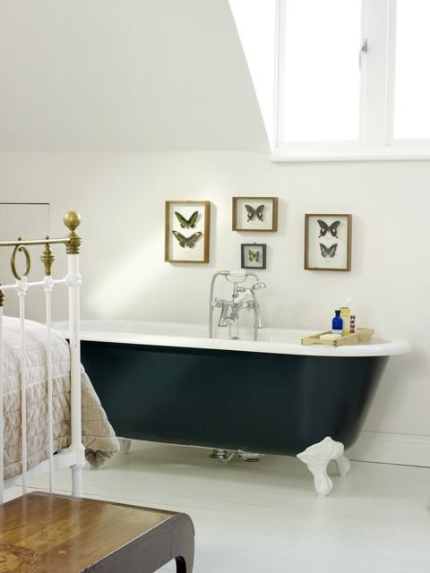 Maximalist for a Eclectic Bathroom with a Industrial and St Gabriels Road by Heidi Maude