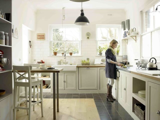 Maximalist for a Eclectic Kitchen with a Editorial and Saint Gabriels Road by Heidi Maude