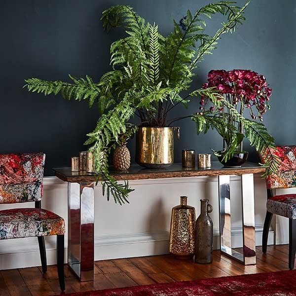 Maximalist for a  Spaces with a Golden Pineapple and Autumn 2016: Jewelled Ambition by Barker and Stonehouse
