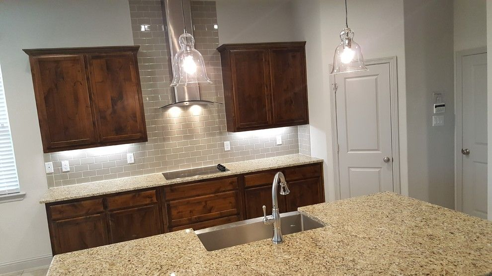 Mcbee Homes for a Traditional Spaces with a Traditional and Red Eagle Ranch   Custom by Mcbee Homes