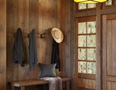 Mcdowell Mountain Ranch for a Rustic Entry with a Warm Tones and Ranchstyle by James & Co Interiors