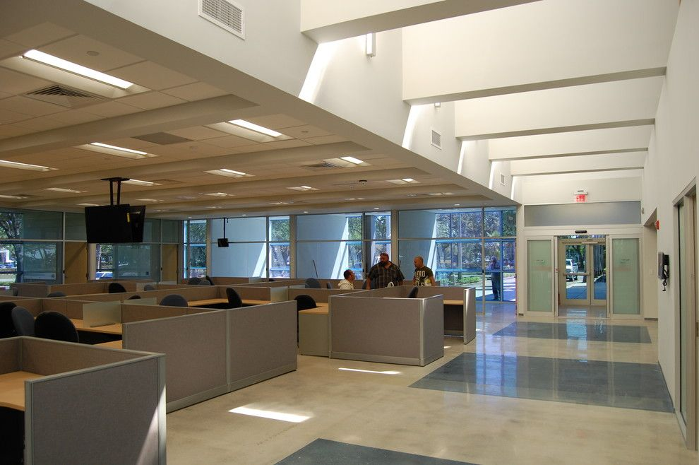 Medical Specialists of the Palm Beaches for a  Spaces with a West Palm and American Medical Depot by Hnm Achitecture, Llc