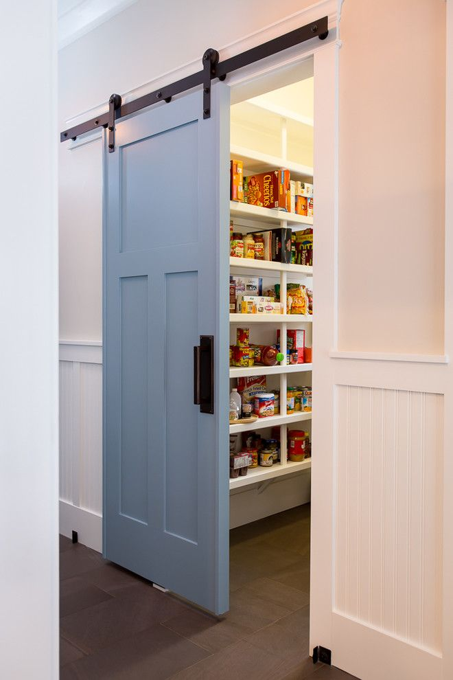 Menards Bay City for a Beach Style Kitchen with a Open Shelving Pantry and East Bay Remodel by Marty Rhein, CKD, CBD - BAC Design Group
