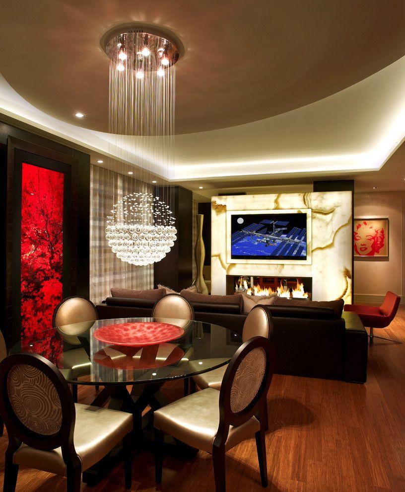 Menards Bay City for a Contemporary Dining Room with a Cobbie Hill and New York   Manhattan   Denier   Residence by Pepe Calderin Design  Modern Interior Design