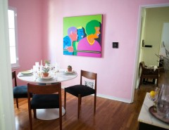 Meritage Homes Orlando for a Contemporary Dining Room with a Smart Home Technology and Honeywell Home by Honeywell Home