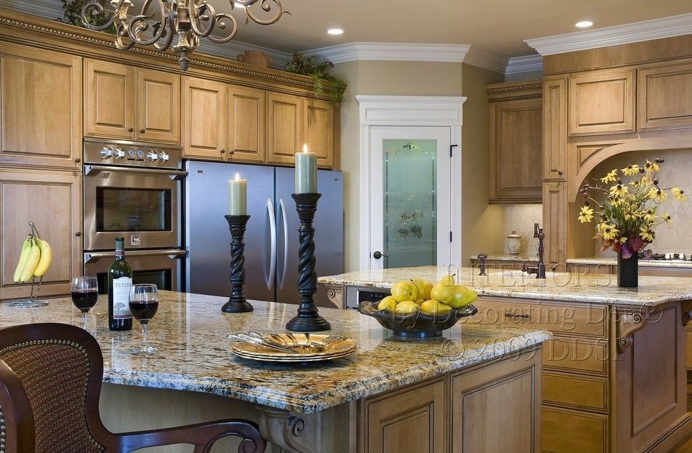 Meyer Appliance for a Traditional Kitchen with a Remodeling and Updated Traditional Kitchen by Luv2dezin Llc   Deziner Tonie   Decorating Den