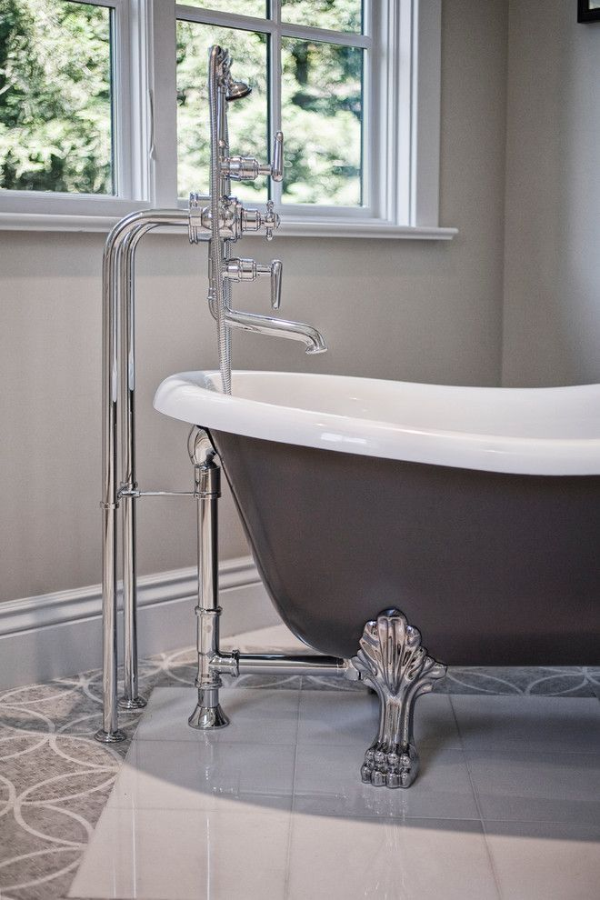 Mill Valley Golf Course for a Traditional Bathroom with a Traditional and Mill Valley Estate by Kcs, Inc.