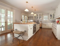 Millbrook Apartments for a Traditional Kitchen with a Kitchen Island and Extreme Makeover in Millbrook by Beckwith Group