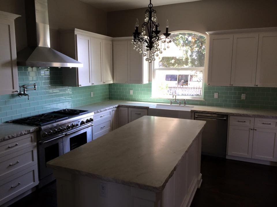 Modesto Steel for a Traditional Kitchen with a Kitchen and Modesto Remodel by R.e. Construction