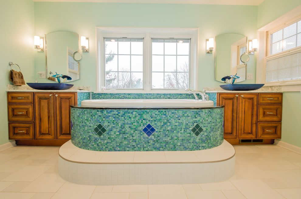 Moen Faucet Warranty for a  Spaces with a Bathroom Windows and Troy   Whole House Remodel by Razzano Homes and Remodelers, Inc.