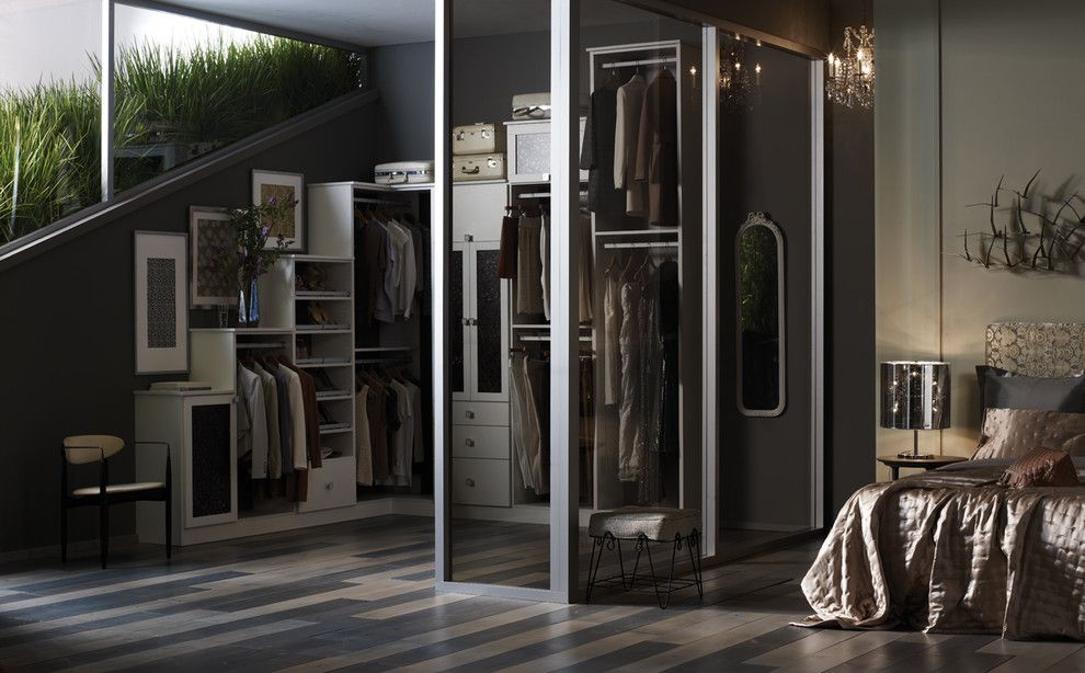 Montecito California for a  Bedroom with a Walk in Closet and Bedrooms by California Closets   Albany/syracuse