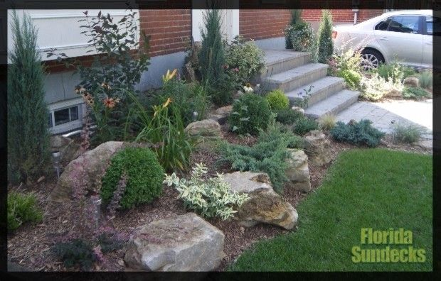 Montreal Botanical Garden for a Modern Spaces with a Paysagement West Island and Amazing Rock Gardens and Landscape Properties !!! by Florida Sundeck