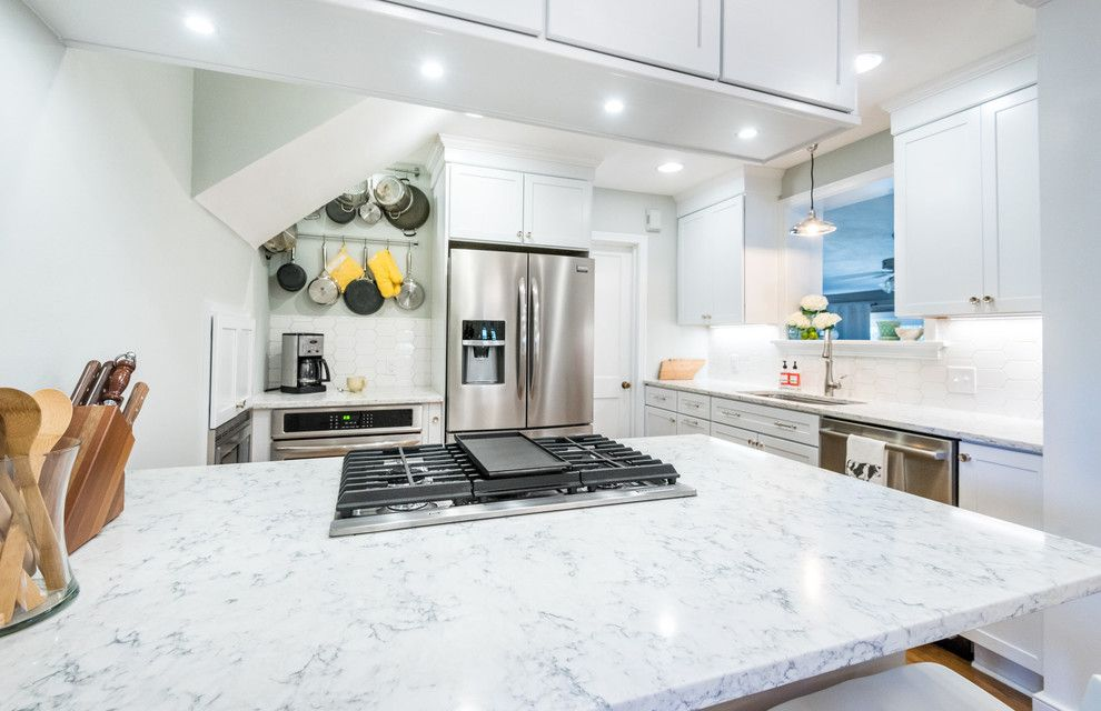 Beautiful kitchen backsplash richmond va granite for Kitchen design richmond va
