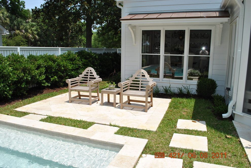 Mt Bachelor Village for a Traditional Patio with a Traditional and Pitt St Old Village of Mt Pleasant SC by Dow Inc