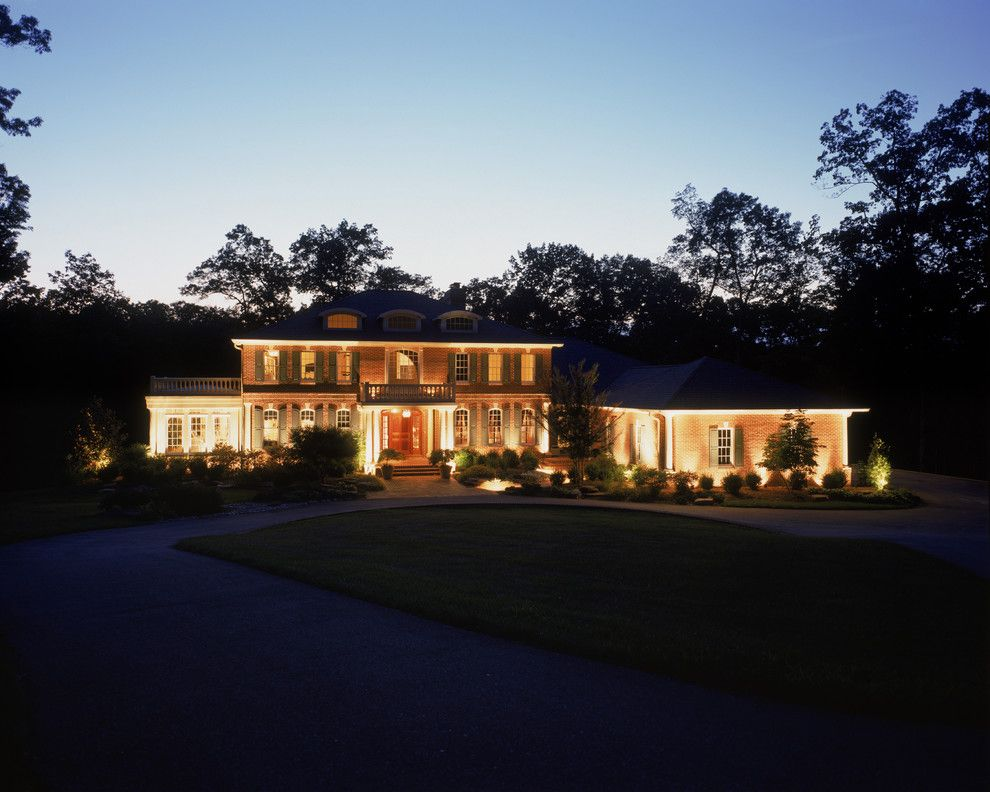 Mungo Homes Columbia Sc for a Traditional Exterior with a Outdoor Lighting in Columbia Sc and Blythewood, SC Outdoor Lighting by Outdoor Lighting Perspectives of Columbia