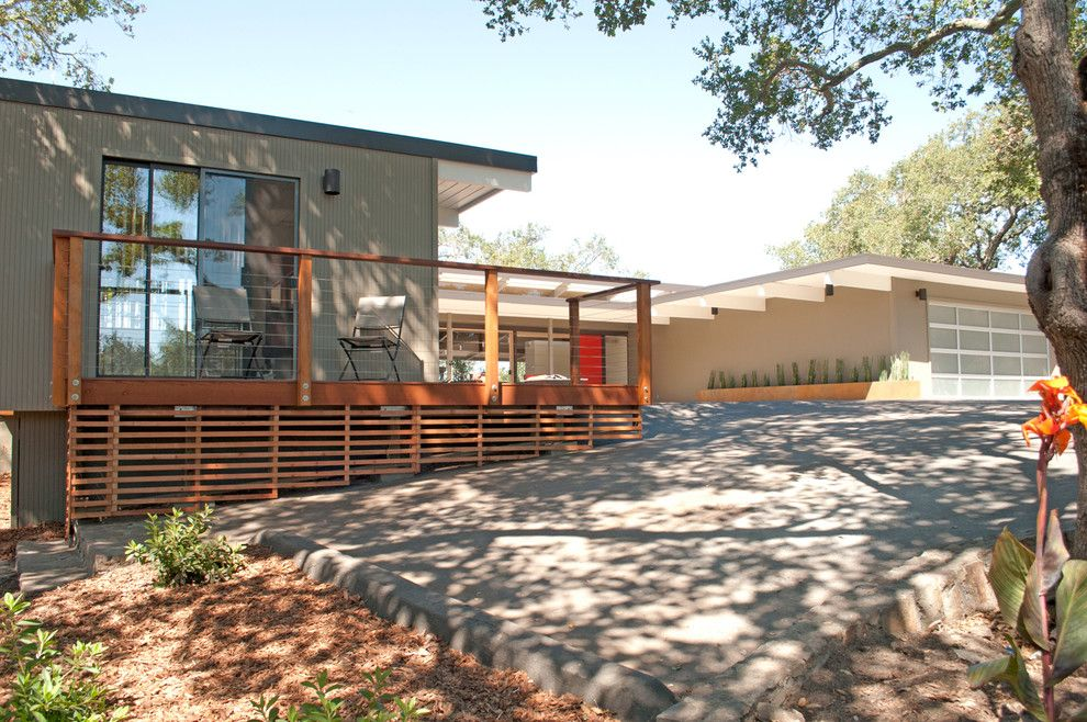 Napa Century Theater for a Midcentury Exterior with a Napa and Napa Mid Century by Michelle Egide