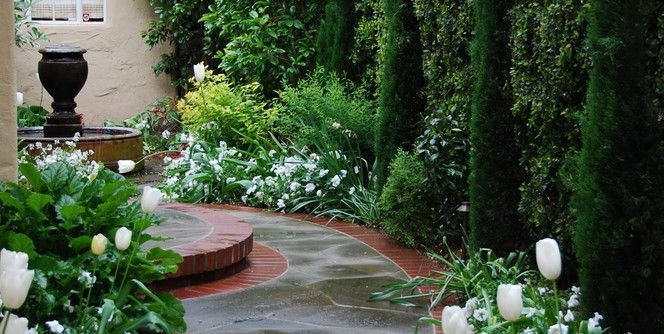 National Tropical Botanical Garden for a Traditional Landscape with a Path and Classical Entryway by Verdance Landscape Design