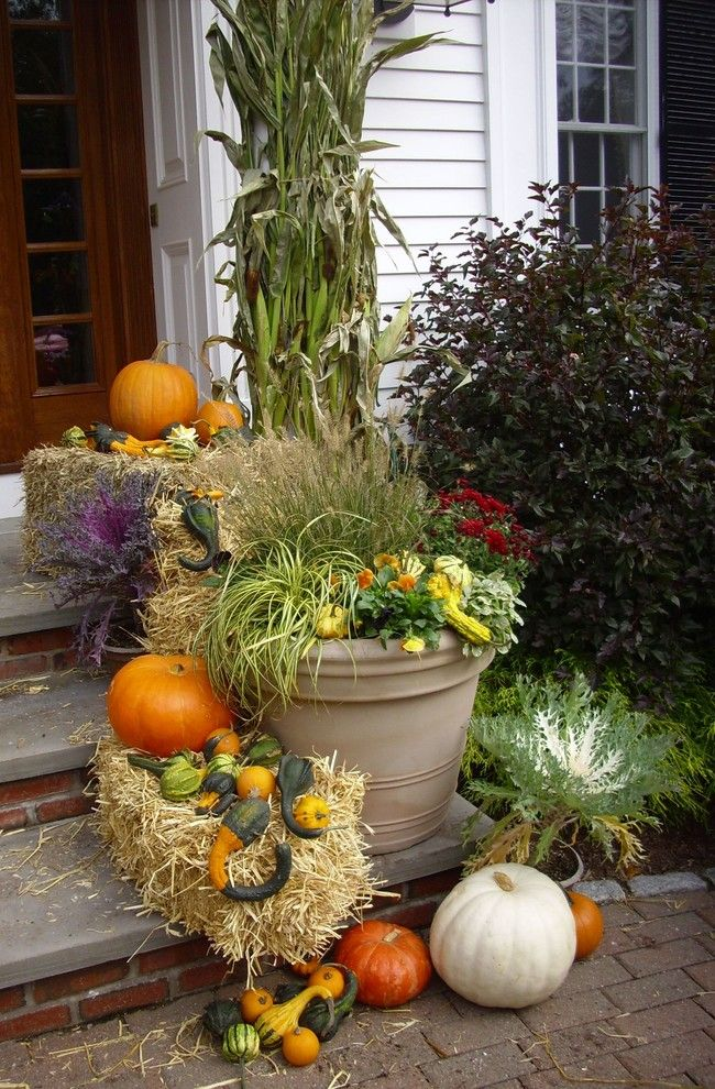 Natureworks for a  Spaces with a  and Fall Landscapes by Natureworks Landscape Services, Inc.