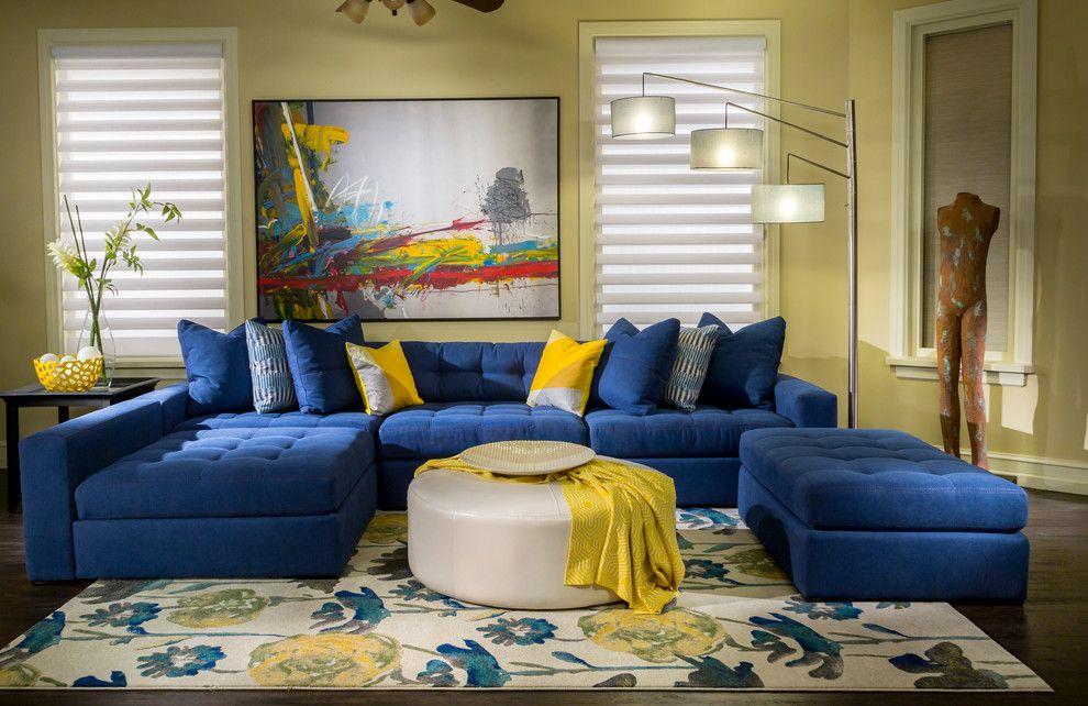 Nebraska Furniture Mart Kansas for a Contemporary Living Room with a Contemporary Living Room and the Spring 2015 Catalog by Nebraska Furniture Mart - Omaha