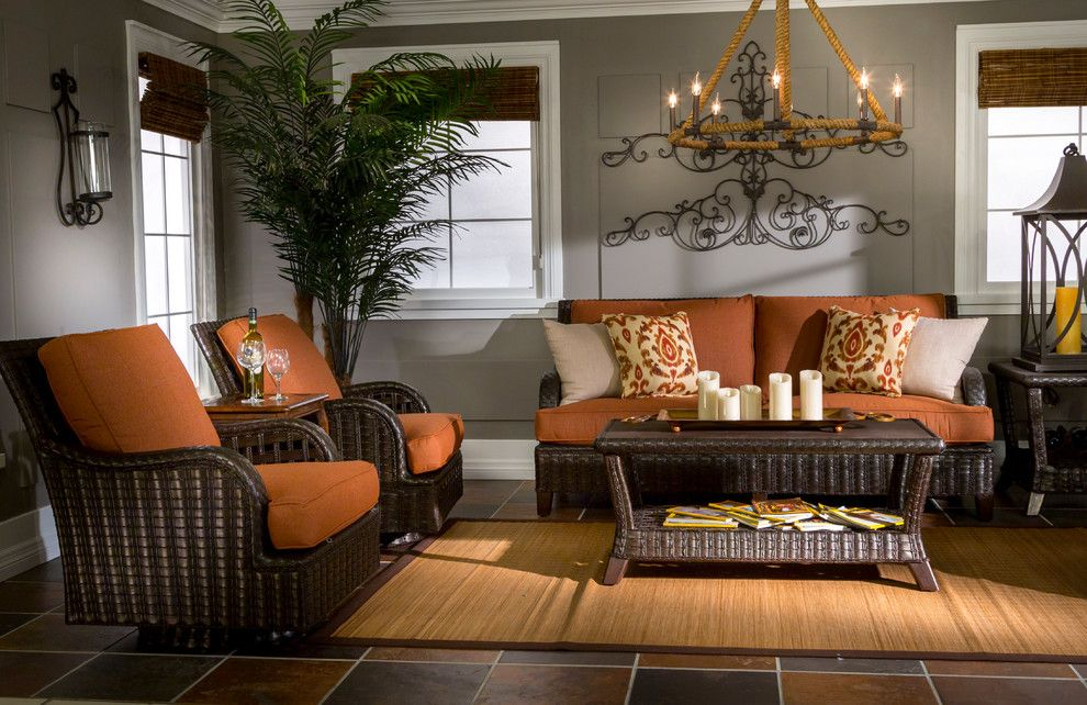 Nebraska Furniture Mart Kansas for a Tropical Patio with a Nursery Furniture and the Spring 2015 Catalog by Nebraska Furniture Mart - Omaha