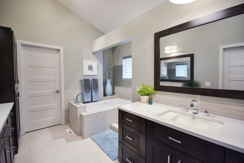 Nebraska Furniture Mart Omaha Nebraska for a Contemporary Bathroom with a Contemporary and Harrison St. Residence by Artistico