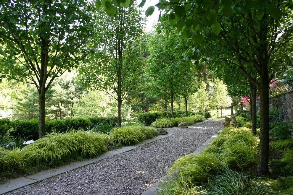 Needham Garden Center for a Contemporary Landscape with a Ornamental Trees and Greenville, De Landscape by Wallace Landscape Associates