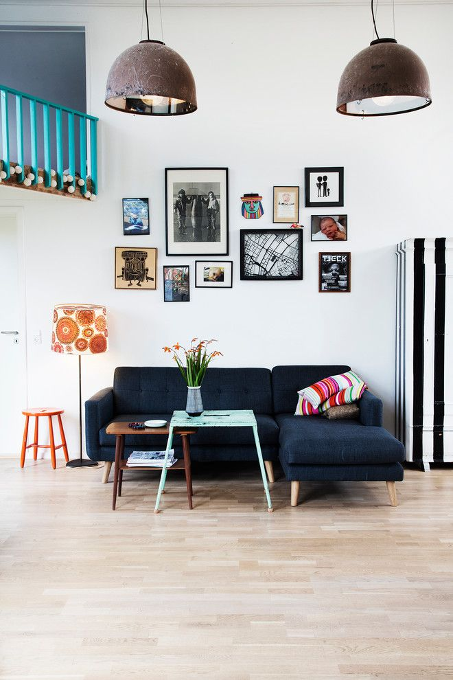 New Orleans La Points of Interest for a Scandinavian Living Room with a Pyntepuder and Interiør by Fotograf Camilla Stephan