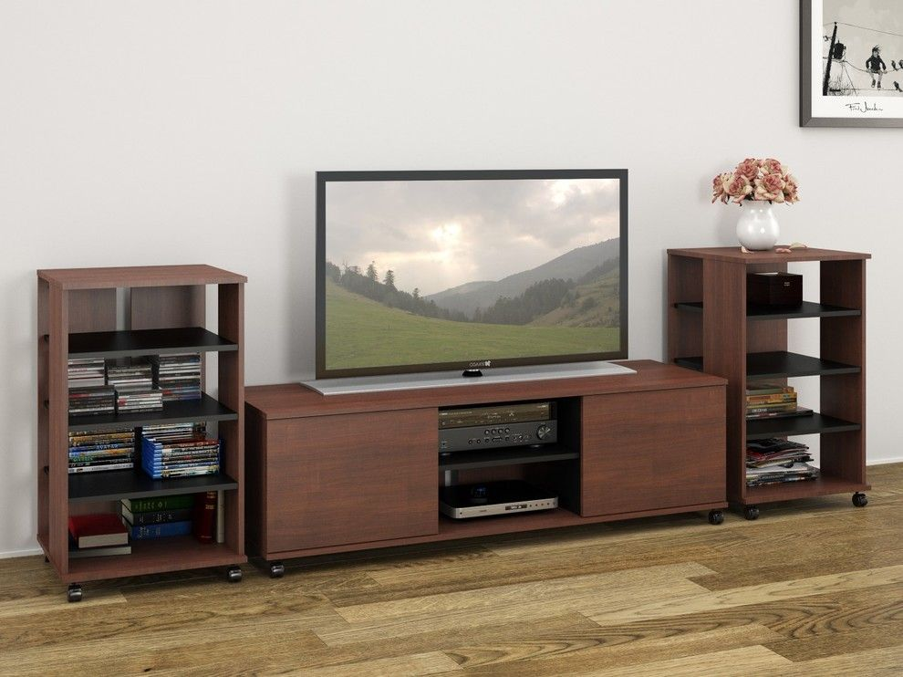 Nexera for a Contemporary Living Room with a Contemporary and Jasper Entertainment Collection by Nexera