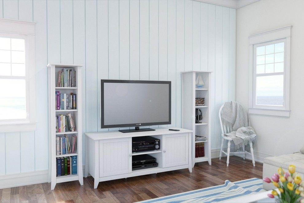 Nexera for a Contemporary Living Room with a Contemporary and Vice Versa Entertainment Collection by Nexera