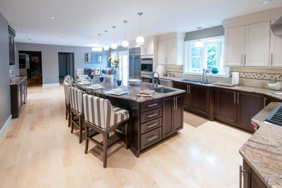 Norcraft for a Traditional Kitchen with a Cabinets and Classy Kitchen by Ri Kitchen & Bath