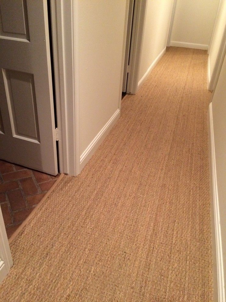Northstar Construction for a  Hall with a Carpet and Flooring Designs by Northstar Construction
