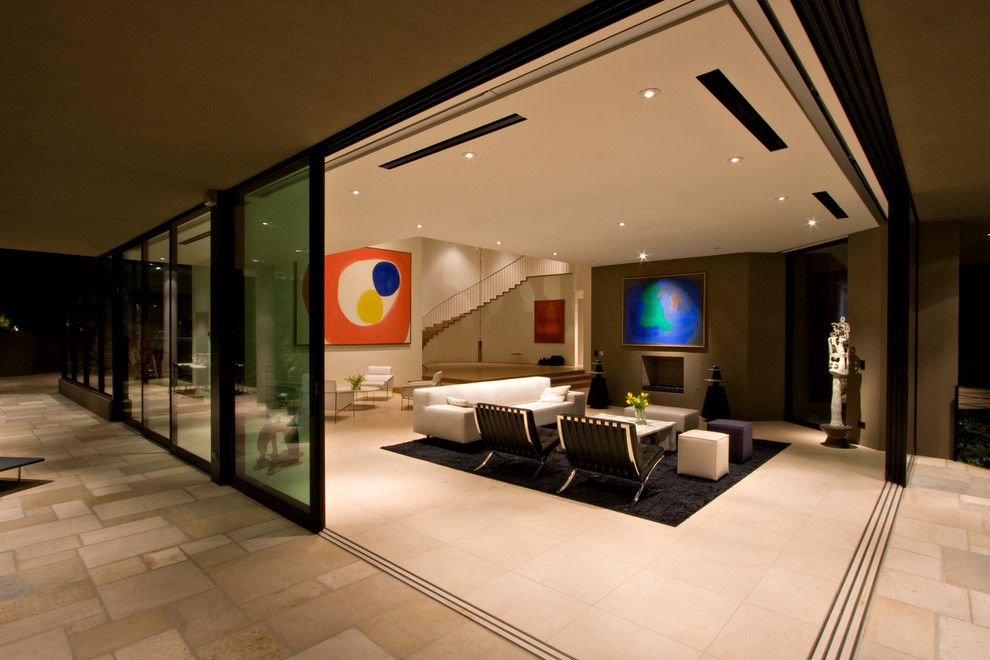 Northstar Movie Theater for a Contemporary Living Room with a Modern and Fleetwood Distinguished Photos by Fleetwood Windows & Doors