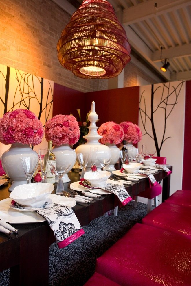 Oblivion Tom Cruise for a Contemporary Dining Room with a Contemporary and Diffa San Francisco   2009 by Kohler Jones Custom Furniture and Design