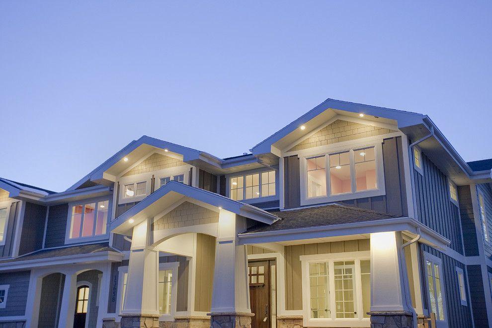 Odyssey House Utah for a Traditional Exterior with a Stone and Traditional Exterior by Candlelighthomes.com