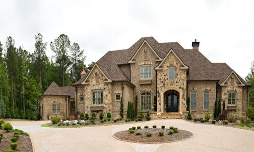 Ole Miss Housing for a Traditional Exterior with a Decorative Doors and Front by John Bynum