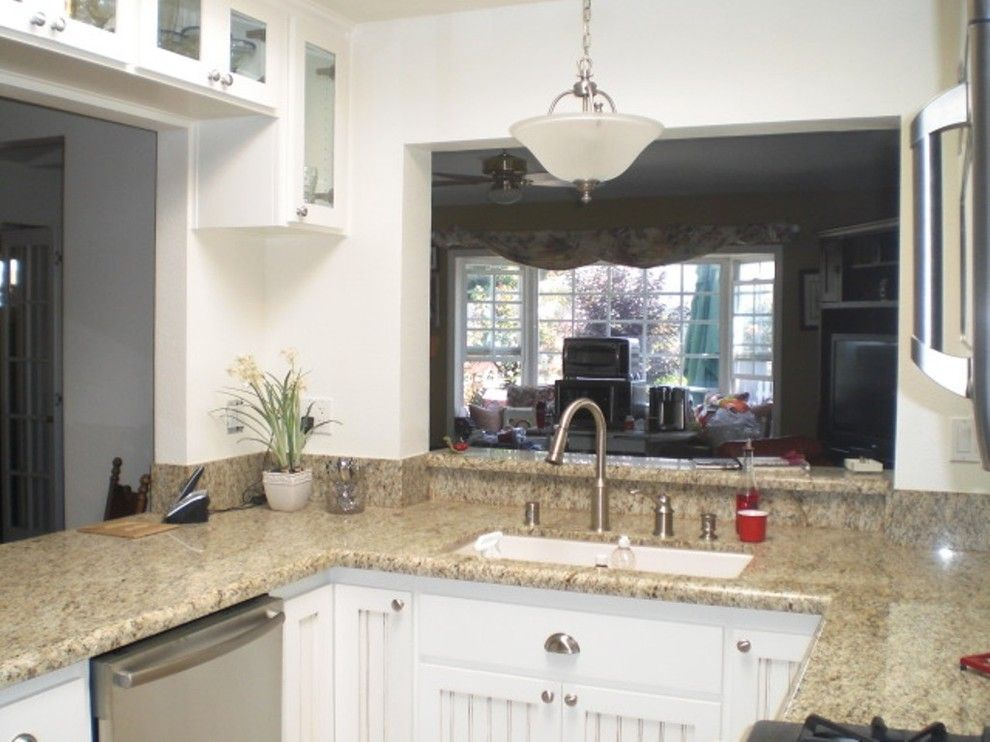 Onyx San Diego for a Traditional Kitchen with a San Diego Doors and Kitchen Remodel by Mr.d's Construction Services of San Diego