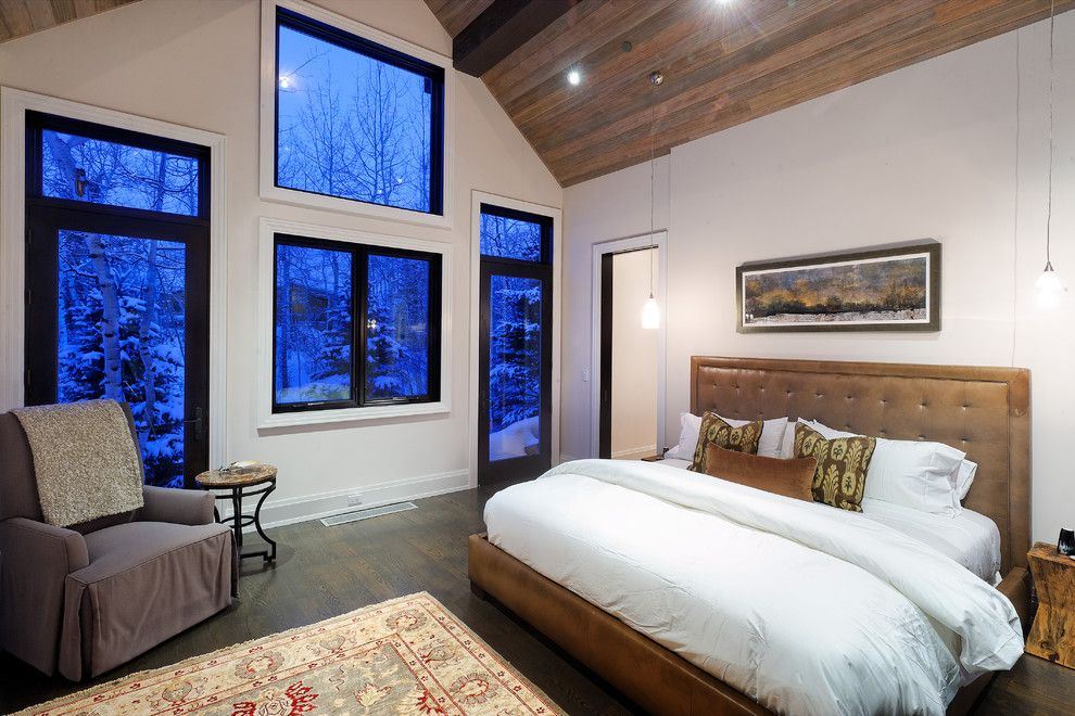 Oriental Express Austin for a Rustic Bedroom with a Wall Art and Master Bedroom by Forum Phi Architecture | Interiors | Planning