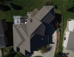 Owen Corning for a  Spaces with a  and Owens Corning Driftwood by Apple Roofing LLC